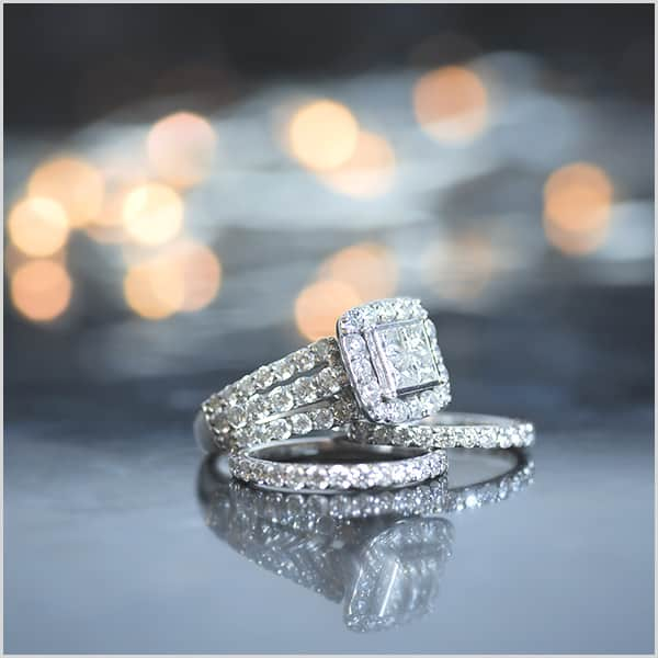 10 Tips Engagement Ring with Most Sparkle