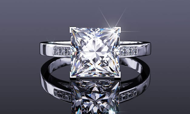 The Princess Cut Diamond Engagement Ring – Your Master Guide