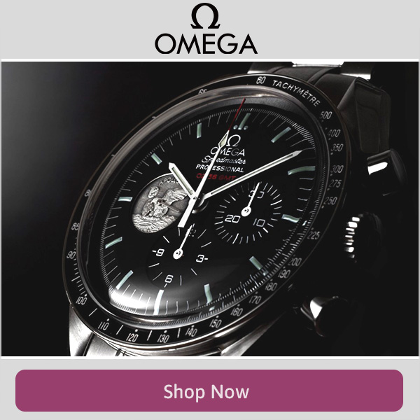 Shop Omega Watches Online