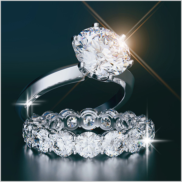 The Best Engagement Rings Online - Top 20 Solitaire Designs