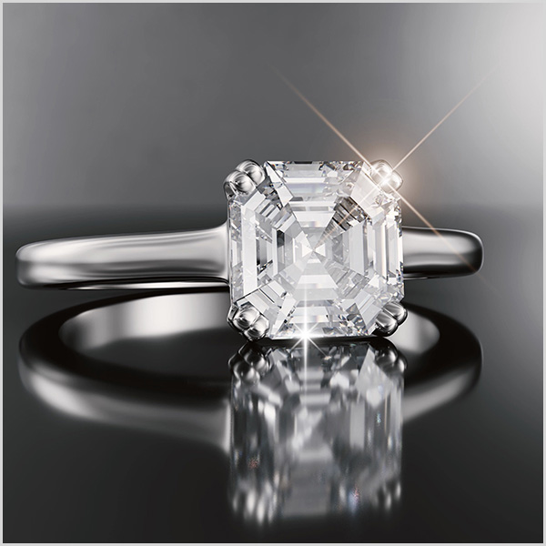 Buy The Perfect Engagement Ring Online
